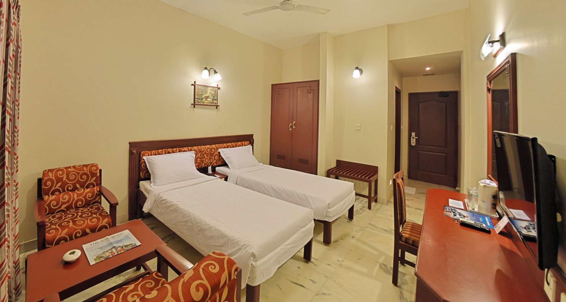 top-hotels-in-thanjavur